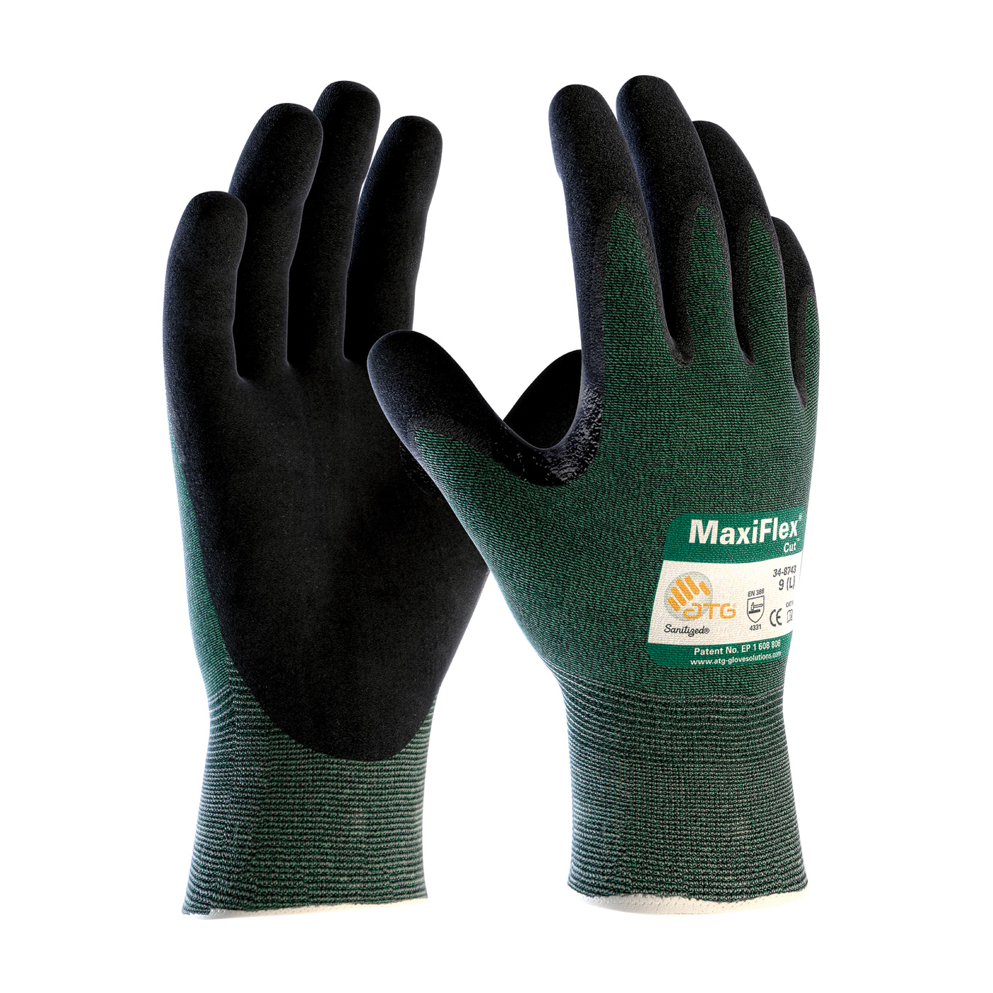 Hi Performance Nitrile By Atg Protective Industrial Products