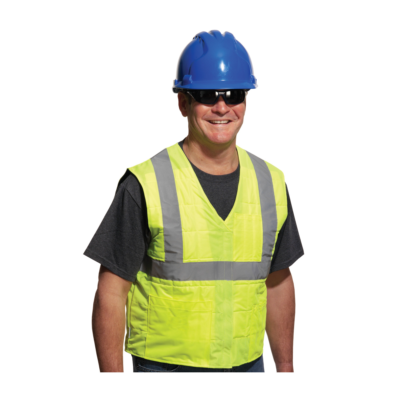 Evaporative Cooling Clothing : Value evaporative cooling vest protective industrial