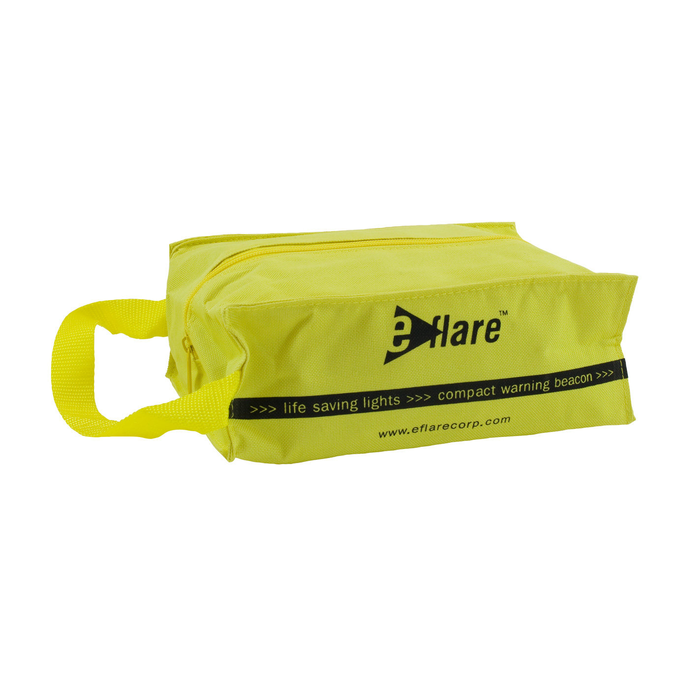 Storage Bag, Small, Yellow w/ Logo, Carr