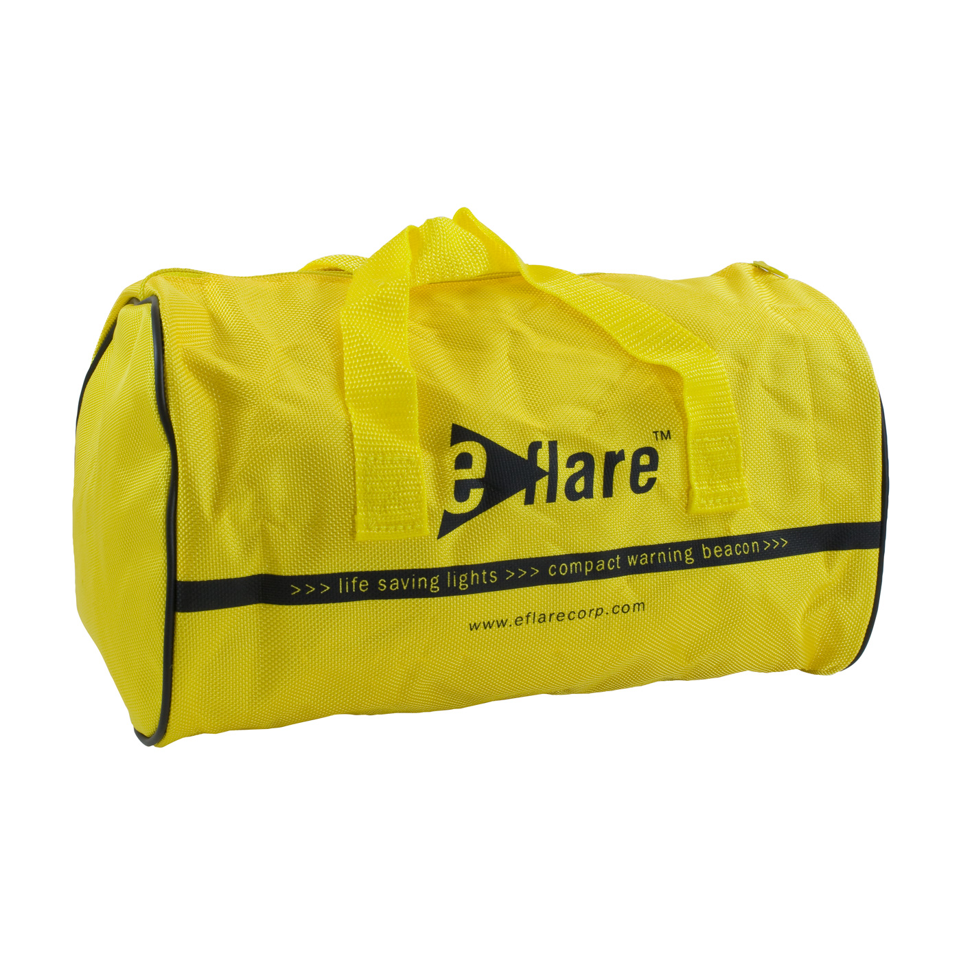 Storage Bag, Large, Yellow w/ Logo, Carr