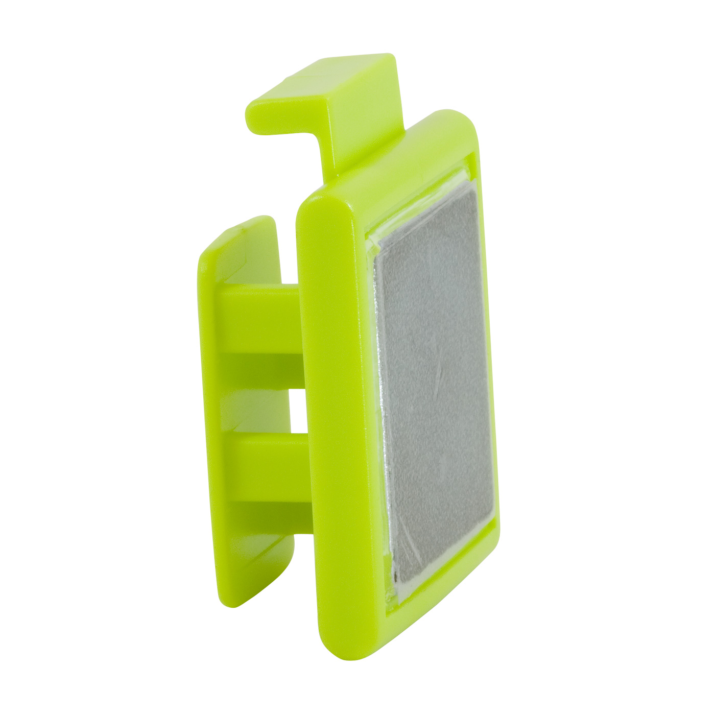 Magnetic Mounting Clip, ABS Plastic, F L