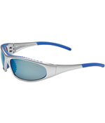 PIPR 250-60-0626 EYEWEAR, FLASH FIRE,SILVER NYLON