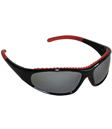 PIPR 250-60-0628 EYEWEAR, FLASH FIRE,BLACK NYLON