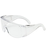 PIPR 250-99-0900 EYEWEAR THE SCOUT VISITOR SPECS CLEAR HARD COAT LENS